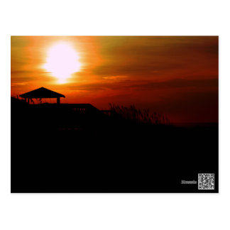 Emerald Isle Sunrise Postcard