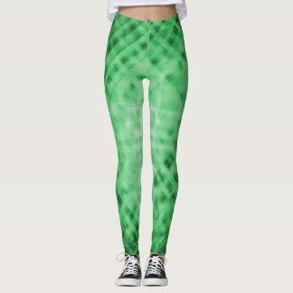 Emerald  Jeweltone Leggings