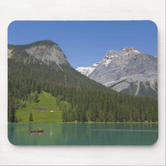 Emerald Lake, Canadian Rockies, British Mouse Pad