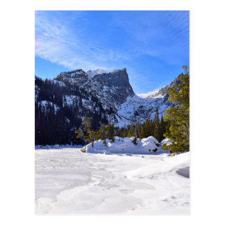 Emerald Lake - Rocky Mountain National Park Postcard