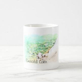 Emerald Lake Watercolor Mug