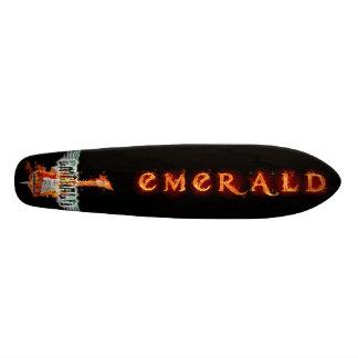 Emerald Logo-3, Who Dares Rocks Logo-v3-a, Emer... Skate Decks