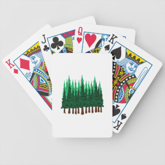 Emerald Love Bicycle Playing Cards