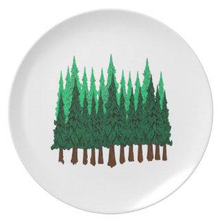 Emerald Love Plate