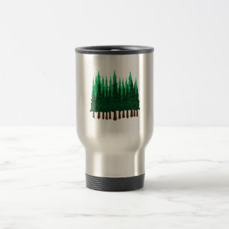 Emerald Love Travel Mug