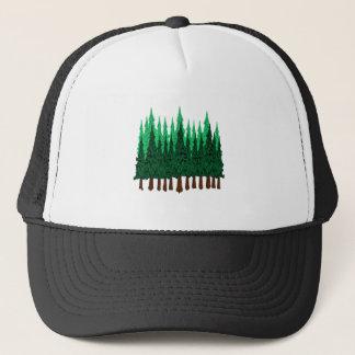 Emerald Love Trucker Hat