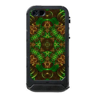 Emerald Path Mandala Incipio ATLAS ID™ iPhone 5 Case