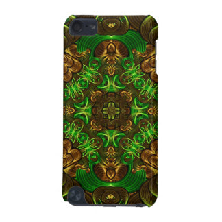 Emerald Path Mandala iPod Touch (5th Generation) Cases