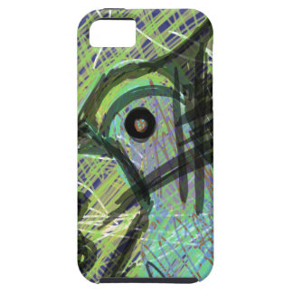Emerald Phoenix iPhone 5 Covers