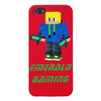 Emerald phone case iPhone 5 covers