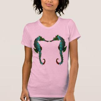 Emerald Sea Horse T-Shirt