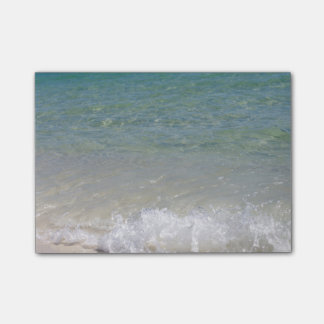 Emerald Waves in Florida Post-it® Notes