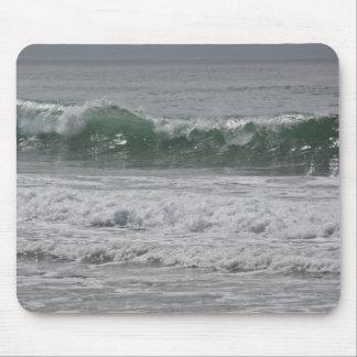 Emerald Waves Mousepads