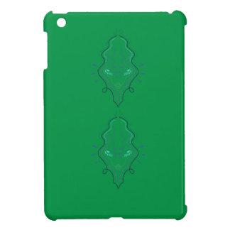 Emeralds green design iPad mini cases