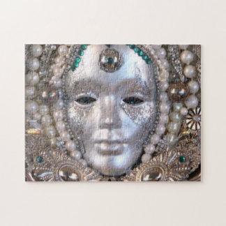 Emeralds in Sliver custom puzzel Puzzle