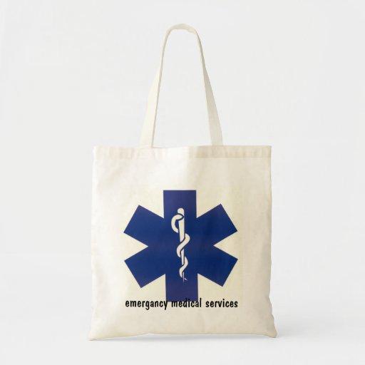 emergancy medical services first aid bad bag