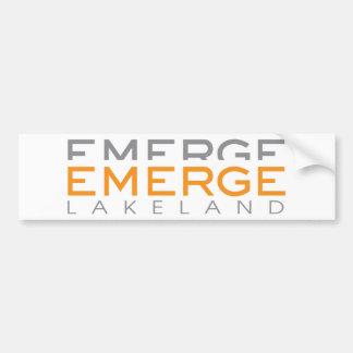 EMERGE Bumper Sticker