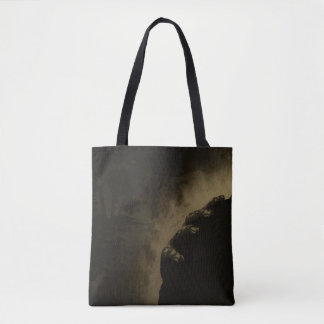 """""""Emergence"""" All-Over-Print Tote Bag"""