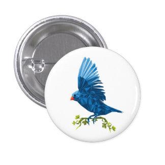 Emergence of Spring Bird Button