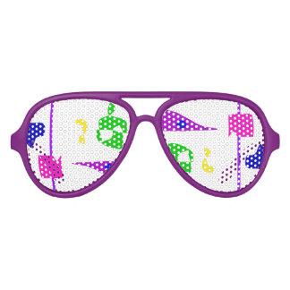 Emergency Aviator Sunglasses