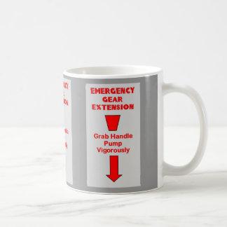Emergency Gear Extension, Emergency Gear Extens... Mugs