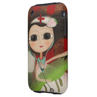 Emergency iphone 4 - 4s Case iPhone 3 Tough Cover