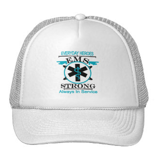 Emergency Medical Service Week Honoring EMS Worker Cap