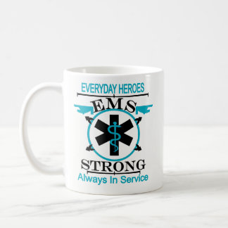 Emergency Medical Service Week Honoring EMS Worker Coffee Mug