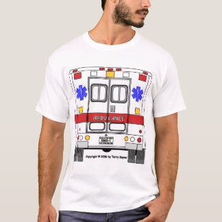 Emergency Medical Services Ambulance (EMS) T-Shirt