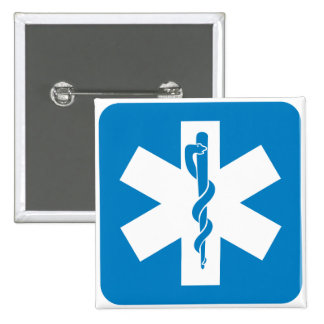 Emergency Medical Services Highway Sign Pins