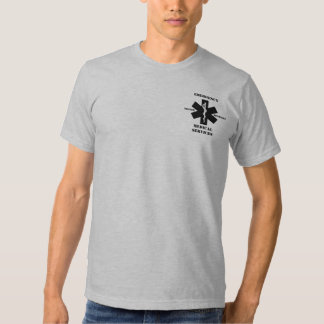 Emergency Medical Services T Shirts