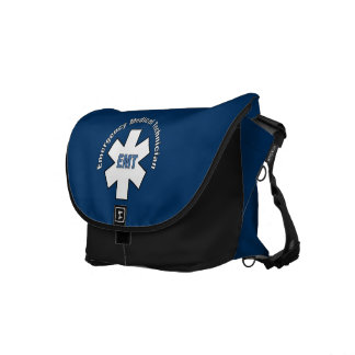 Emergency Medical Technician Commuter Bags