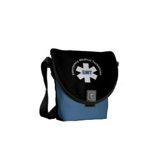 Emergency Medical Technician Courier Bag