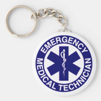 EMERGENCY MEDICAL TECHNICIANS EMT KEY RING