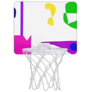 Emergency Mini Basketball Hoop