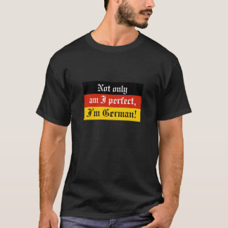 Emergency only, at the I perfect, I'm… T-Shirt