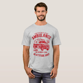 EMERGENCY RIDE - AMBULANCE T-Shirt