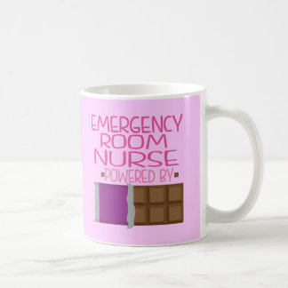 Emergency Room Nurse chocolate Gift for Her Coffee Mug