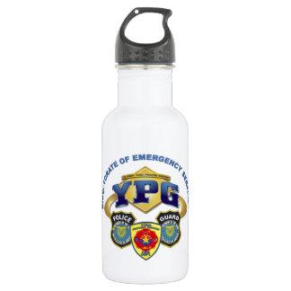 Emergency Services 532 Ml Water Bottle