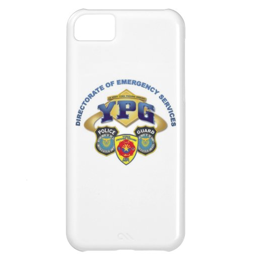 Emergency Services iPhone 5C Covers