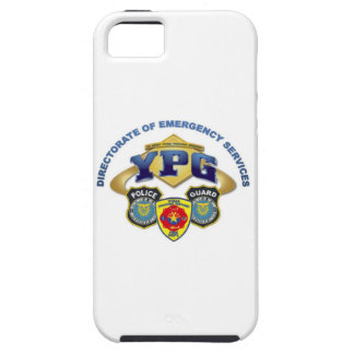 Emergency Services iPhone 5 Cases