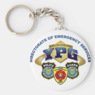 Emergency Services Key Chains