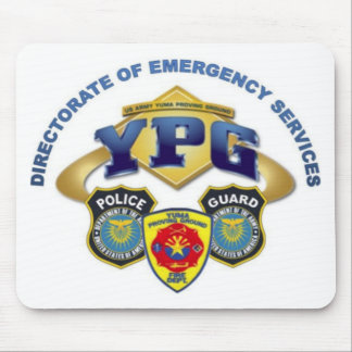 Emergency Services Mousepads