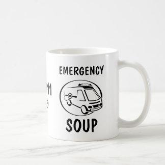 Emergency Soup Coffee Mug
