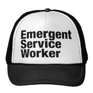 Emergent Service Worker Mesh Hat