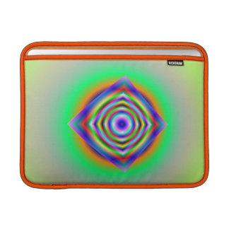 Emerging Rainbow Fractal Macbook Air Case MacBook Air Sleeve