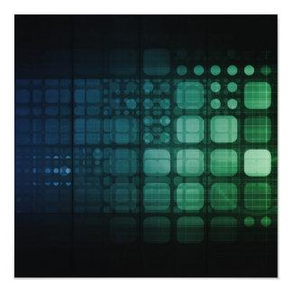 Emerging Technologies Around the World as Art Card