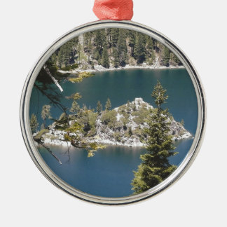 emerld bay metal ornament
