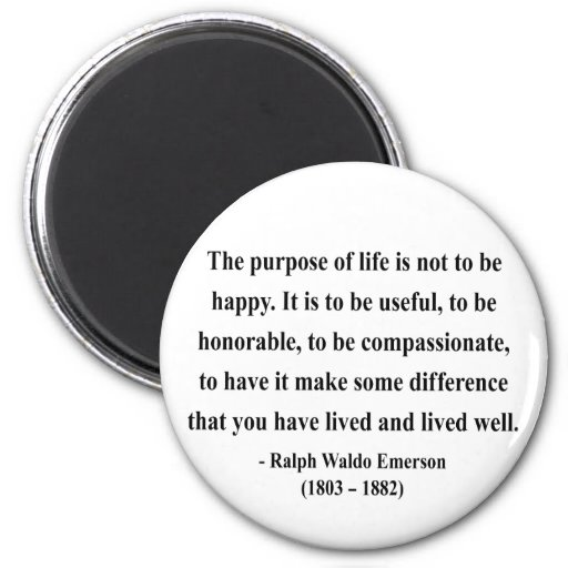 Emerson Quote 5a Magnets