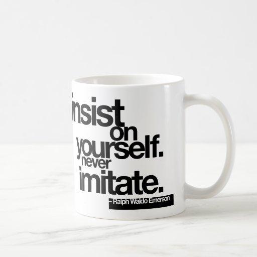 emerson-quote-stiles* coffee mug